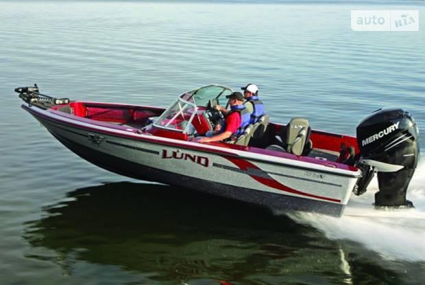 Lund 197 Pro-V GL 1-е поколение Лодка