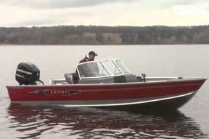 Lund 2000-alaskan-dc 1-е поколение Лодка