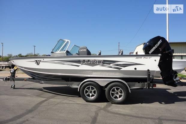 Lund 2075 Pro-V IFS 1-е поколение Човен