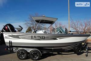 Lund 2075-tyee-magnum 1-е поколение Лодка