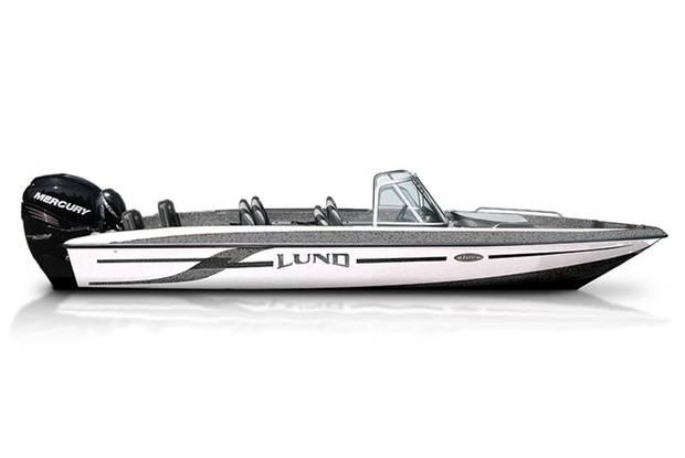 Lund 208 Tyee GL 1-е поколение Човен