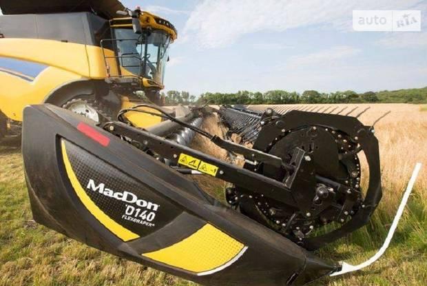 MacDon D1 I поколение Жатка зернова