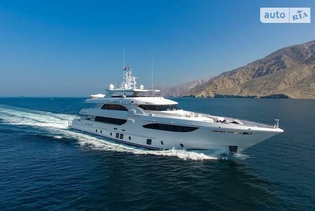Majesty 135 1-е поколение Яхта