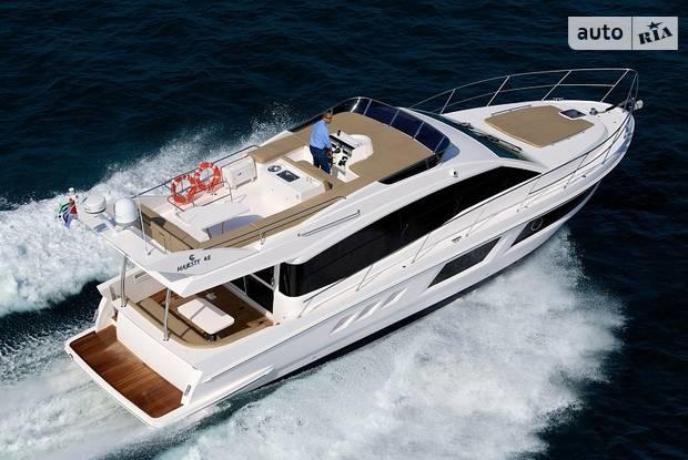 Majesty 48 1-е поколение Яхта