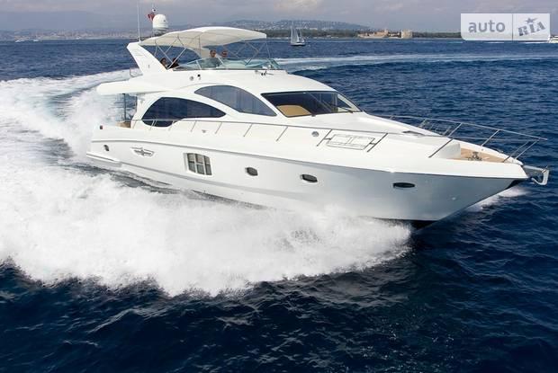 Majesty 63 1-е поколение Яхта