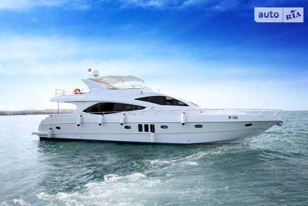 Majesty 77 1-е поколение Яхта