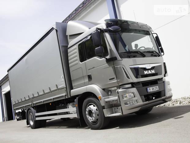 MAN TGM 3-е поколение Вантажівка