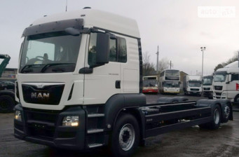 MAN TGS 21.440 4x2 BLS-WW steel 2016