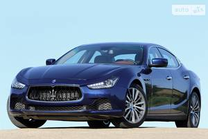 Maserati ghibli M157 Седан