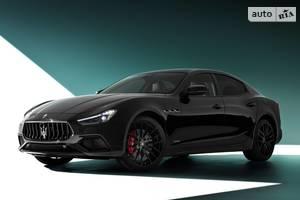 Maserati ghibli M157 (2 рестайлинг) Седан