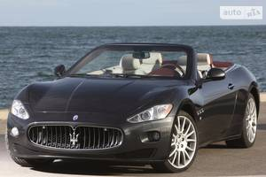 Maserati grancabrio 1 поколение Кабріолет