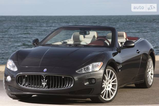 Maserati GranCabrio 1 поколение Кабриолет