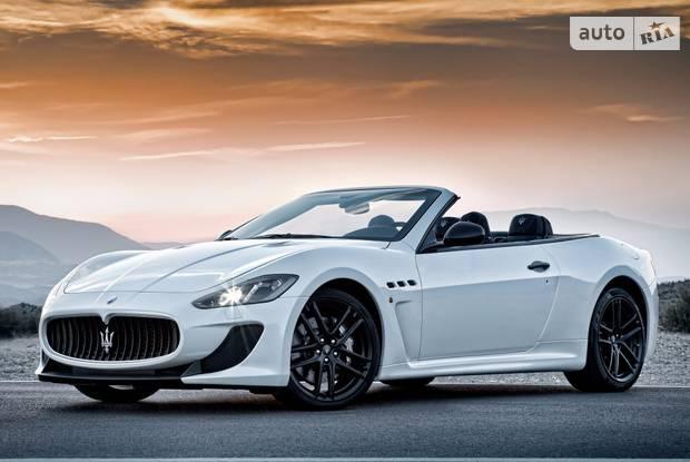 Maserati GranCabrio 1 поколение (рестайлинг) Кабріолет