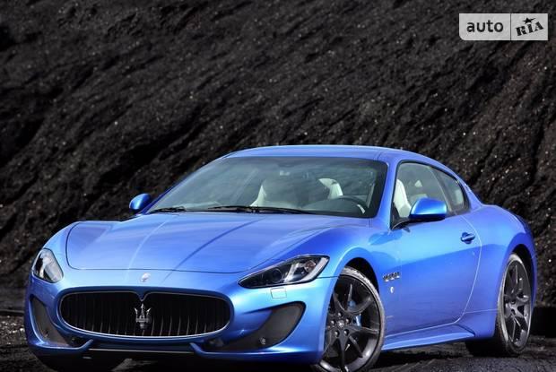 Maserati GranTurismo 1 поколение (рестайлинг) Купе