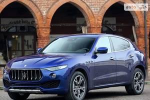 Maserati levante 1 поколение Кроссовер