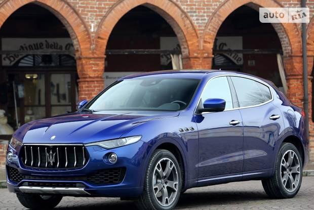 Maserati Levante 1 поколение Кросовер