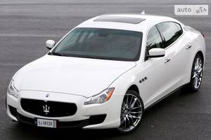 Maserati quattroporte M156 Седан