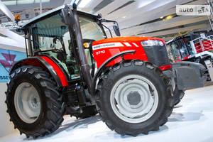 Massey Ferguson mf 2-е поколение Трактор