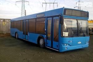 МАЗ 103 2 покоління Городской