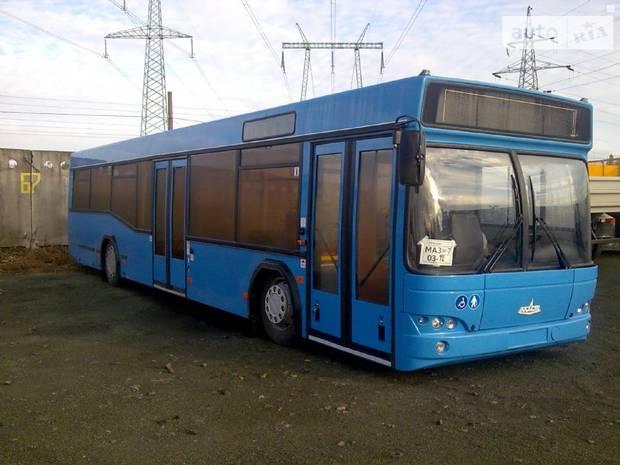 МАЗ 103 2 покоління Міський