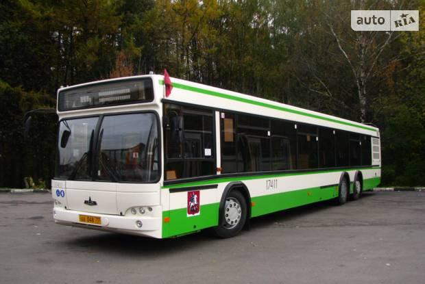 МАЗ 107 2 покоління Міський