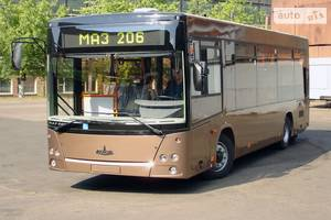 МАЗ 206 1 покоління Міський