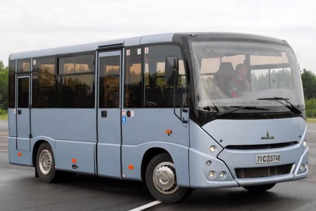 МАЗ 241 1 покоління Междугородний