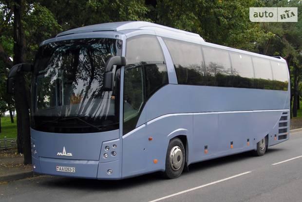 МАЗ 251 1 покоління Туристический