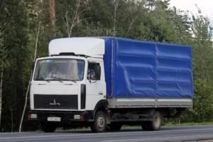 МАЗ 4370 1 покоління Борт