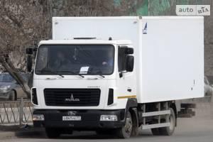 МАЗ 437130 2 покоління Фургон
