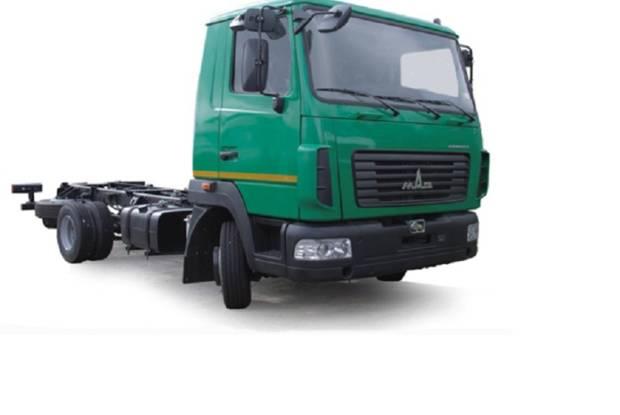 МАЗ 4371N2 2 покоління Вантажівка