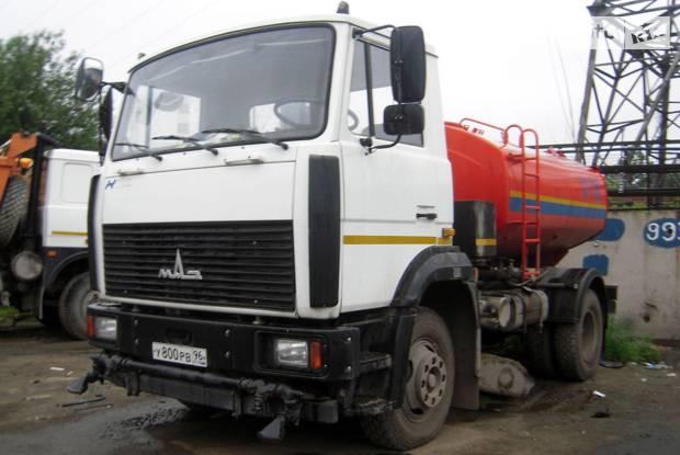 МАЗ 438043 1 покоління (рестайлінг) Коммунальная техника
