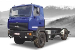 МАЗ 530905 2 покоління Шасси