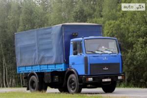 МАЗ 533605 1 покоління (рестайлінг) Борт