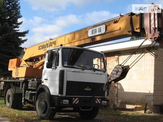 МАЗ 533702 1 покоління (рестайлінг) Грузовик