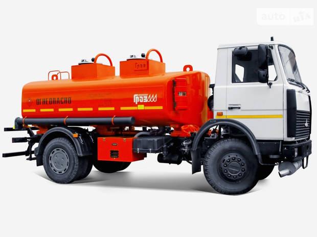 МАЗ 53371 1 покоління (рестайлінг) Топливозаправщик