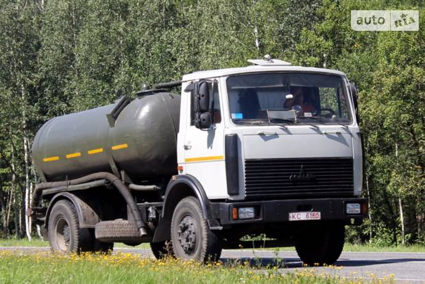 МАЗ 5337 1 покоління (рестайлінг) Вантажівка