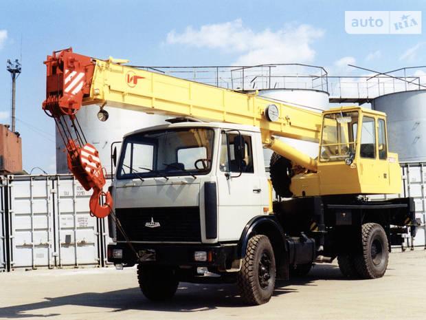 МАЗ 5337 1 покоління (рестайлінг) Автовишка