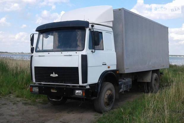 МАЗ 5337 1 покоління (рестайлінг) Промтоварный