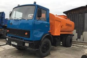 МАЗ 5337 1 покоління (рестайлінг) Паливозаправщик