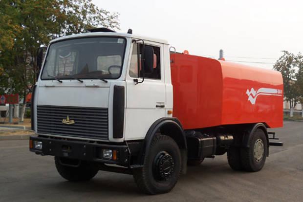 МАЗ 5337А2 1 покоління (рестайлінг) Вантажівка