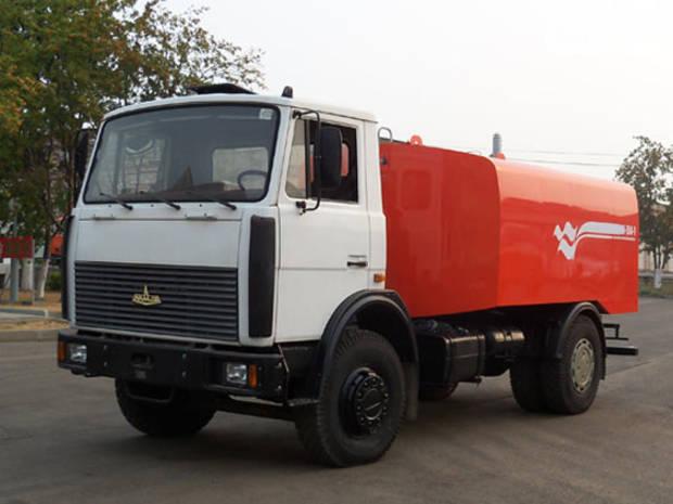 МАЗ 5337А2 1 покоління (рестайлінг) Грузовик