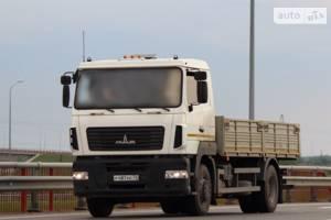 МАЗ 5340c2 2 покоління Вантажівка