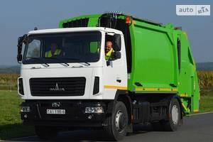 МАЗ 5340c2 2 покоління Машина мусоровоз