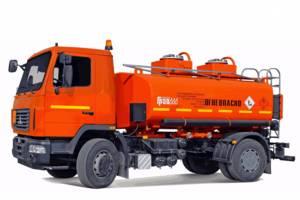 МАЗ 5340v2 1 покоління Коммунальная техника