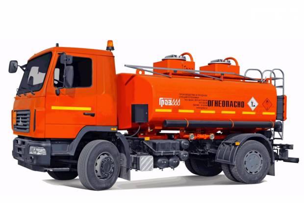 МАЗ 5340В2 1 покоління Комунальна техніка