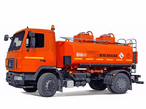 МАЗ 5340В2 1 покоління Коммунальная техника
