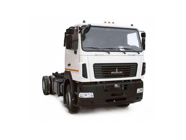 МАЗ 5340V4 1 покоління Вантажівка