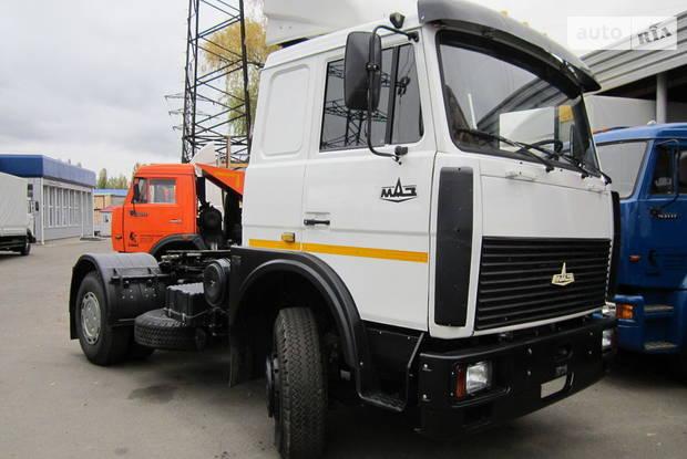 МАЗ 5432А5 2 покоління Тягач