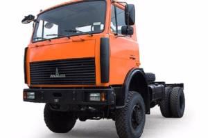 МАЗ 5434kh3 1 покоління Вантажівка